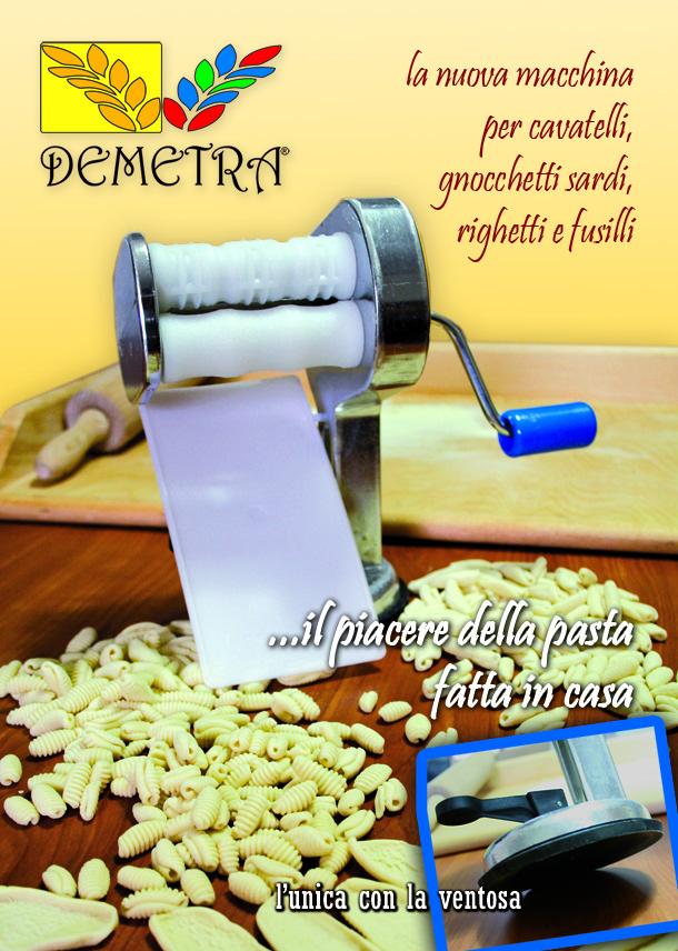 Demetra - Macchina per fare la pasta in casa ...